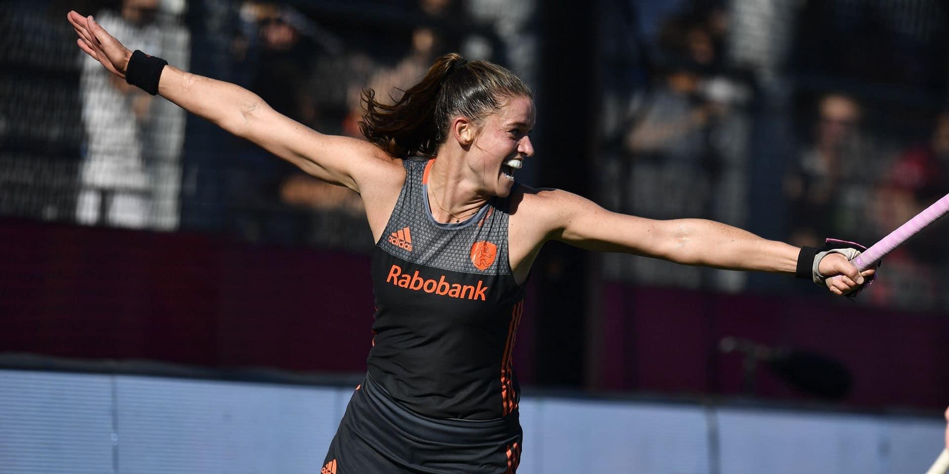 Euro 2019 de hockey: Les Pays-Bas décrochent leur 10e titre européen en battant 2-0 l'Allemagne de Reckinger