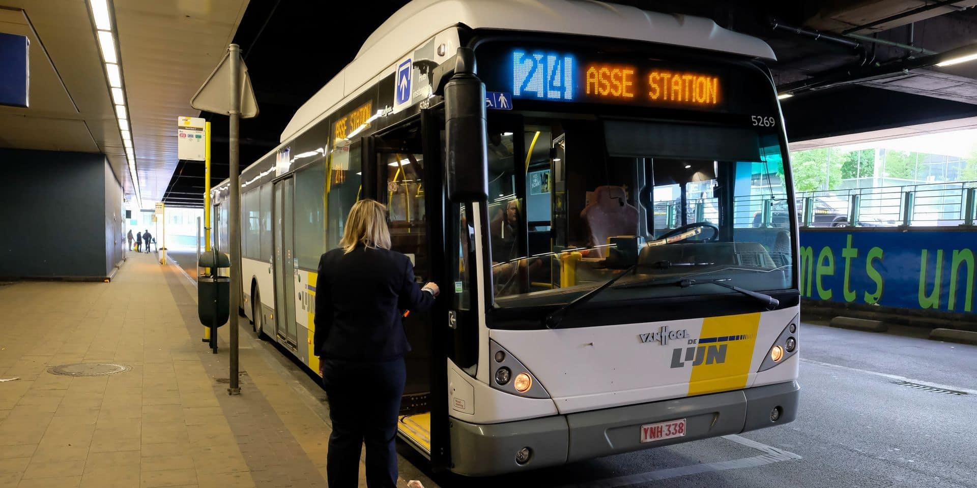 Le bourgmestre de Schaerbeek Bernard Clerfayt pourrait verbaliser les bus De Lijn après le refus de revenir à la gare du Nord