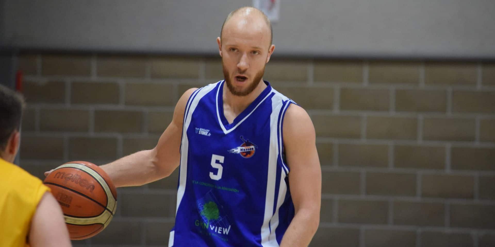 Basket-ball: Musson fait chuter Habay, Saint-Hubert devient leader de la P1