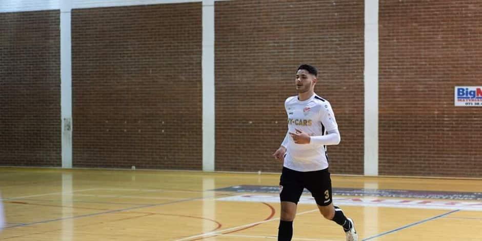 Futsal D2 : Di Stasio tient son nouveau club