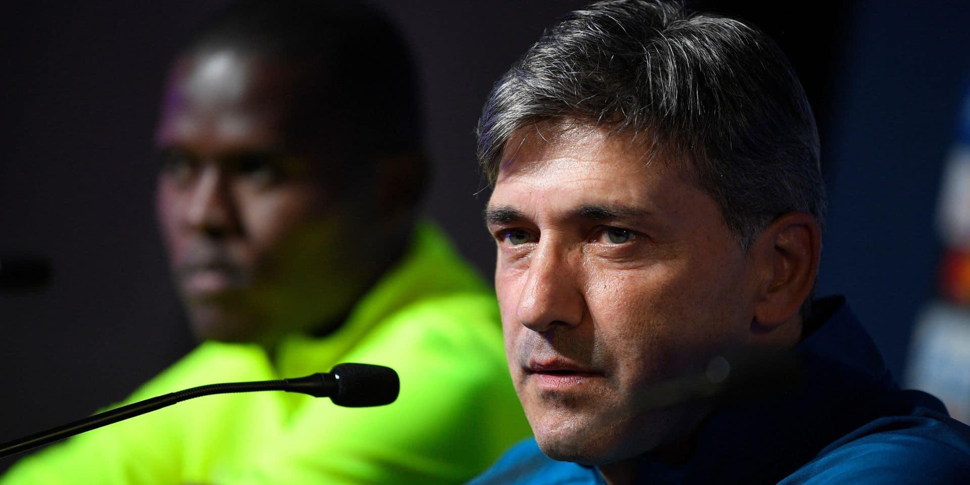 """Pour Felice Mazzu, il y a une chose """"importante"""" que Genk devra faire face à Liverpool"""