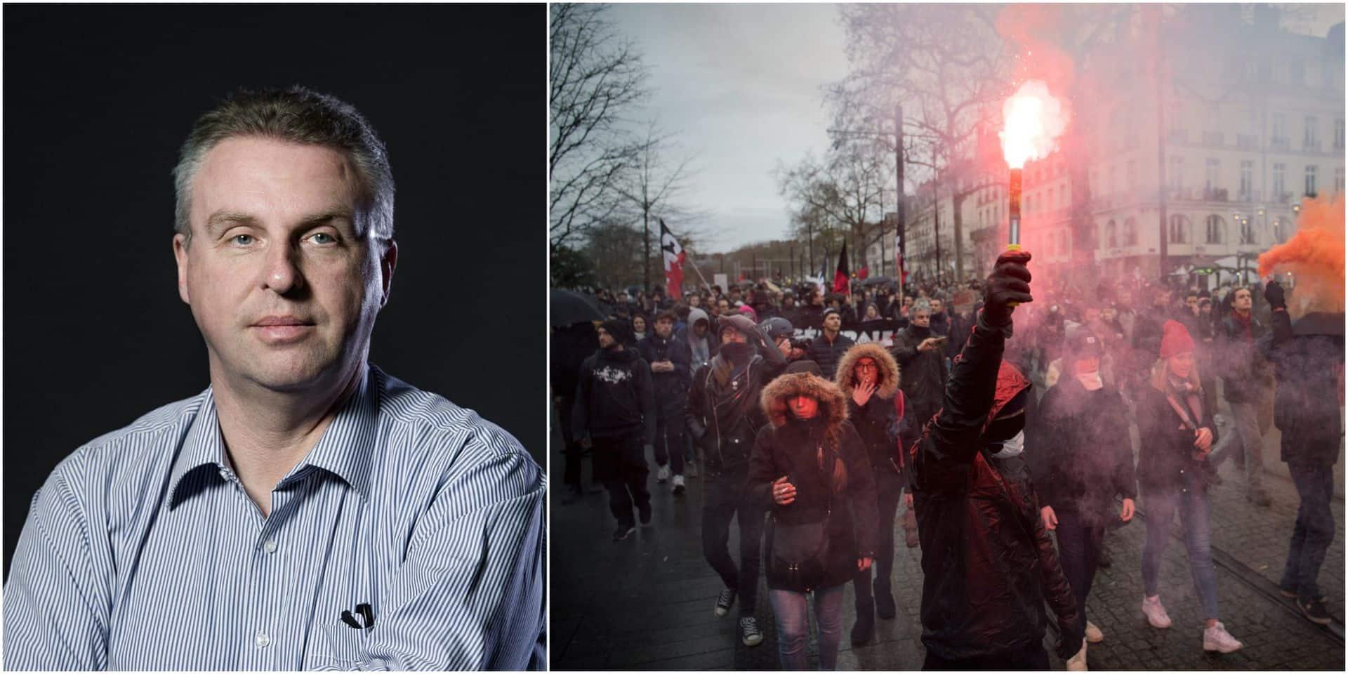 Les bienfaits du dialogue social belge rendent la paralysie que subit la France impossible chez nous