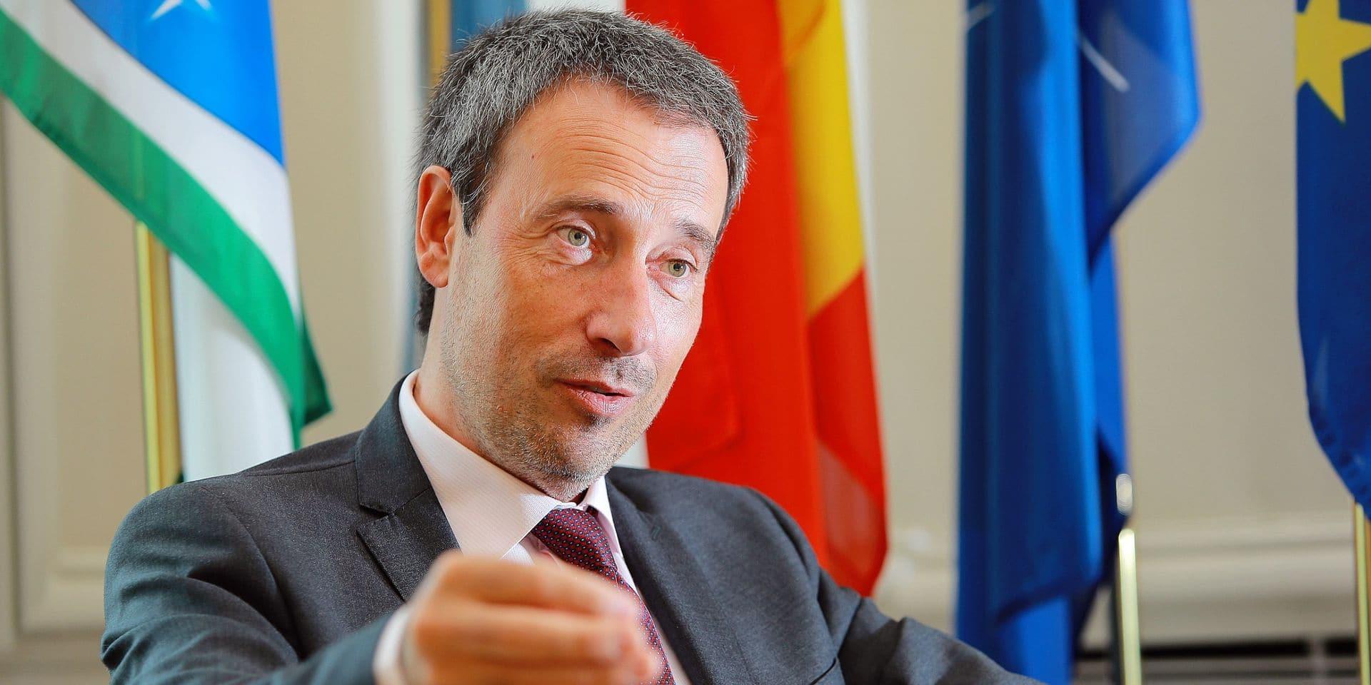 """Philippe Goffin : """"Pour la réouverture des frontières, la coordination européenne ne fonctionne pas"""""""