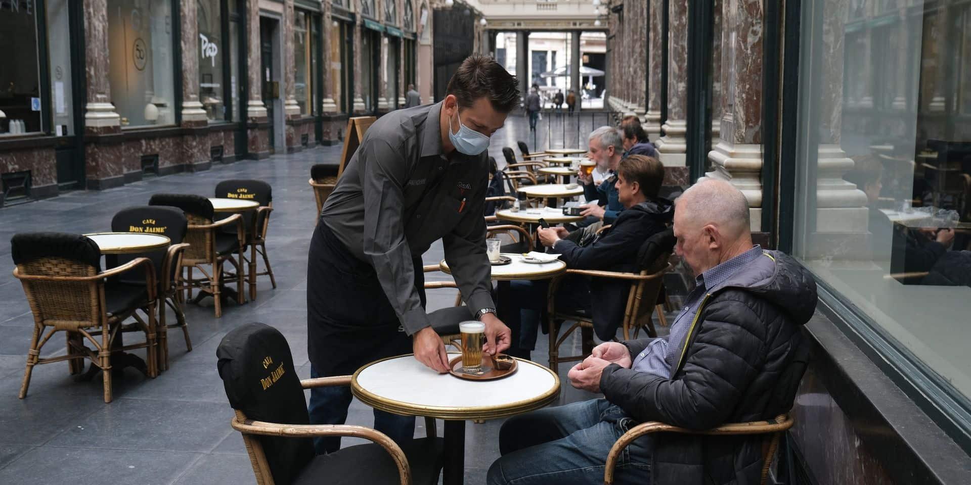 Covid Safe Ticket à Bruxelles: voici les secteurs qui seront concernés, il ne sera pas nécessaire en terrasse