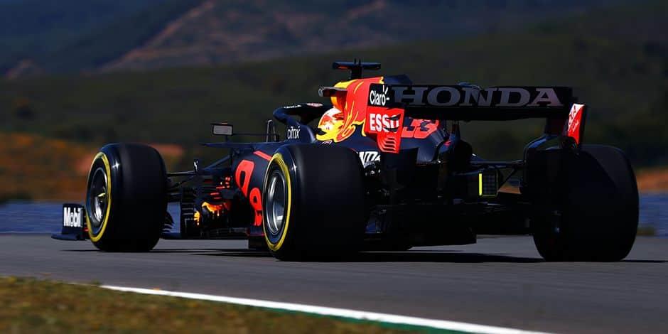 GP du Portugal (Libres 3): Verstappen prend la main avant les qualifs
