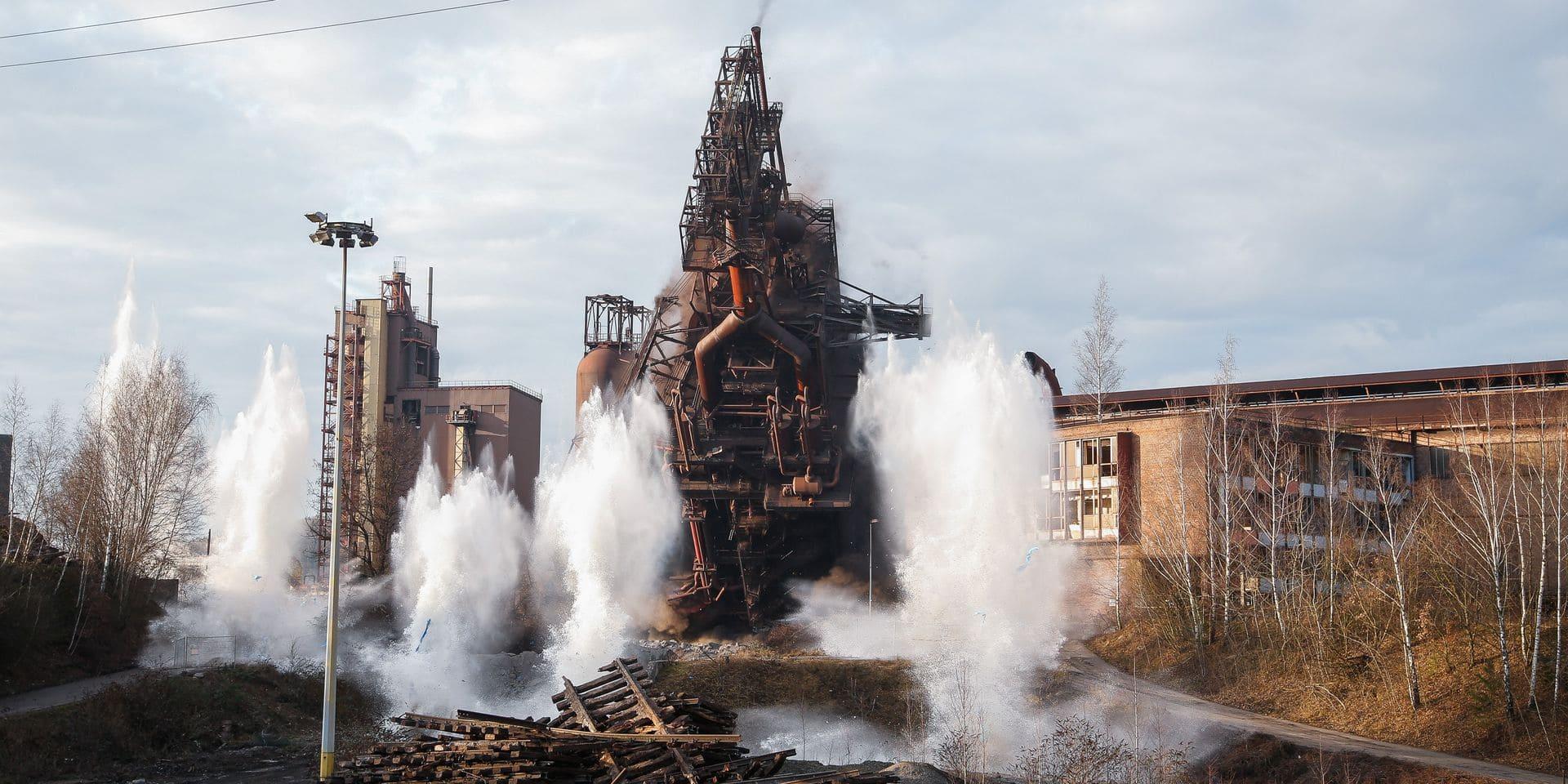 Arcelor récupère 2,6millions sur le dos de Liège !