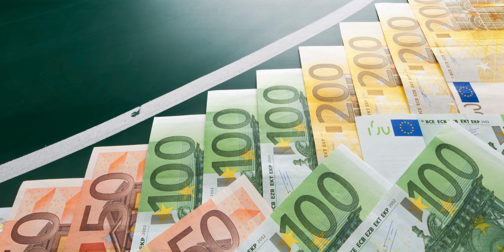 La Belgique occupe la 2ème place du classement européen des coûts salariaux les plus élevés