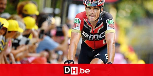 Belgian Greg Van Avermaet of BMC Racing crosses the finish line of the 16th stage of the 105th edition of the Tour de France cycling race, 218km from Carcassone to Bagneres-de-Luchon, France, Tuesday 24 July 2018. This year's Tour de France takes place from July 7th to July 29th. BELGA PHOTO DAVID STOCKMAN - FRANCE OUT