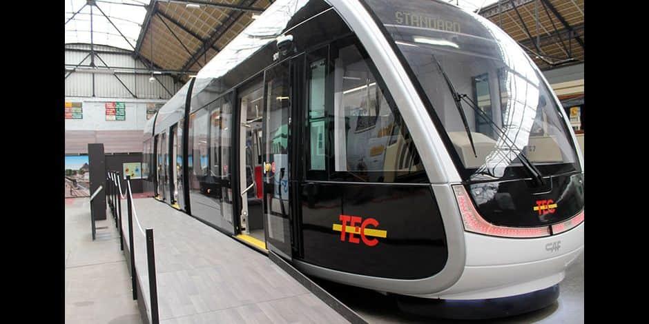 Liège : l'espace tram rouvre ses portes