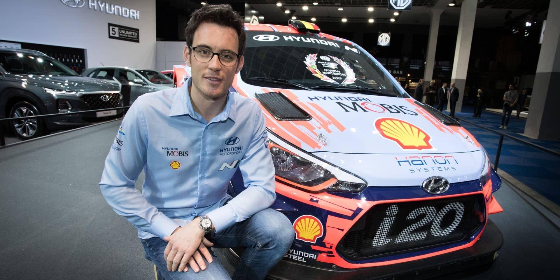 """Andrea Adamo, boss de Hyundai sur la séparation entre Neuville et Gilsoul: """"Je respecte la décision de Thierry, je ne ferai pas d'autre commentaire..."""""""