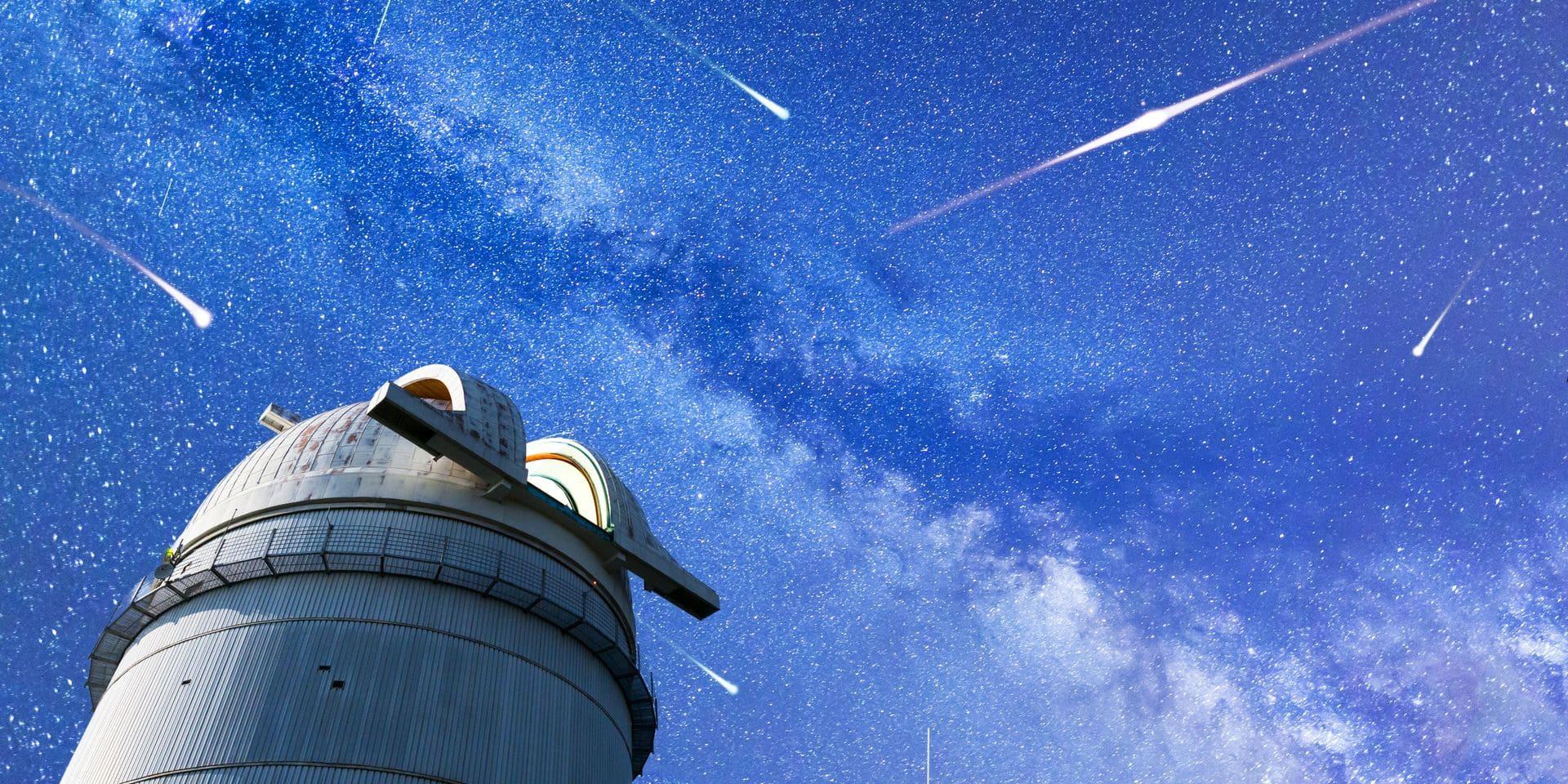 Un télescope unique à Grapfontaine