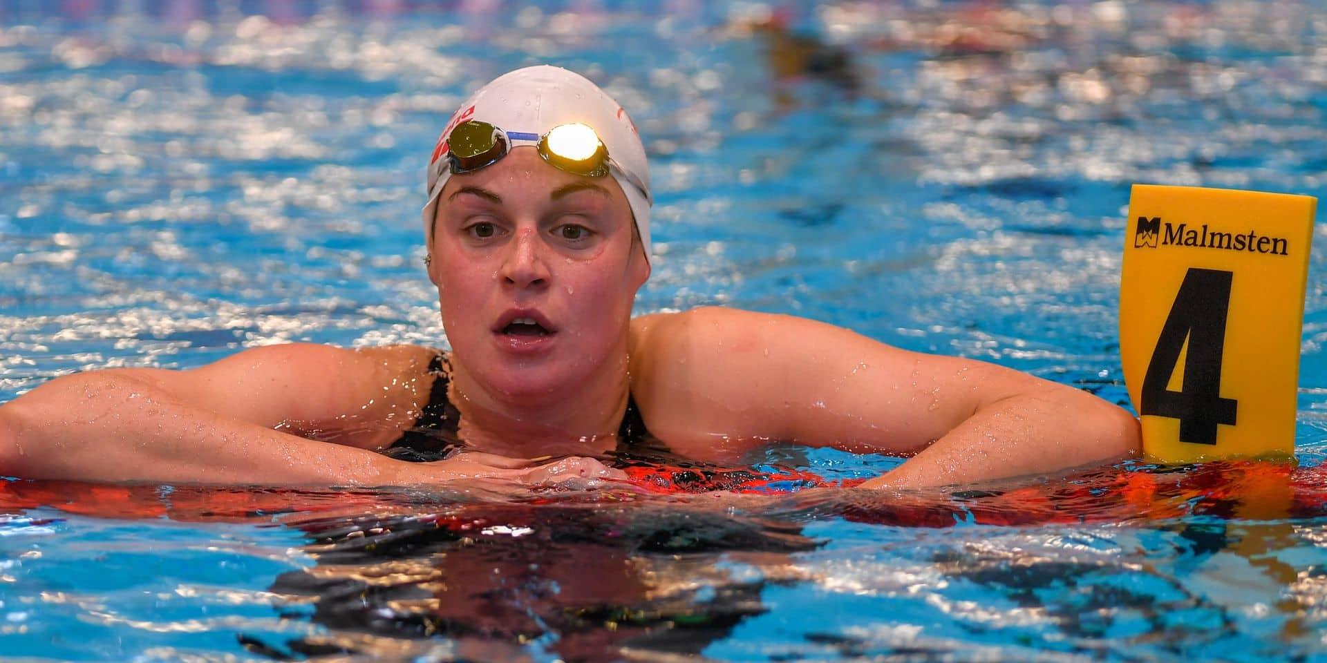 Fanny Lecluyse qualifiée pour ses troisièmes Jeux Olympiques !