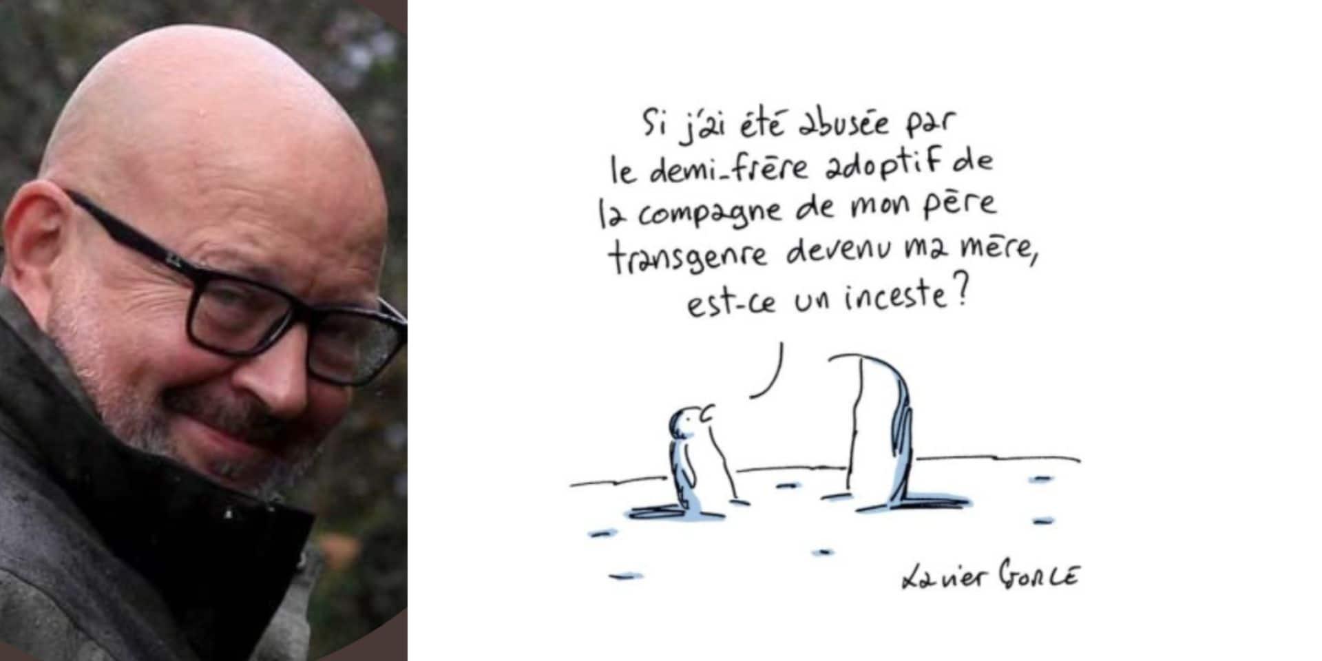 """Après les excuses du Monde à propos de son dessin sur l'inceste, le dessinateur démissionne: """"La liberté ne se négocie pas"""""""
