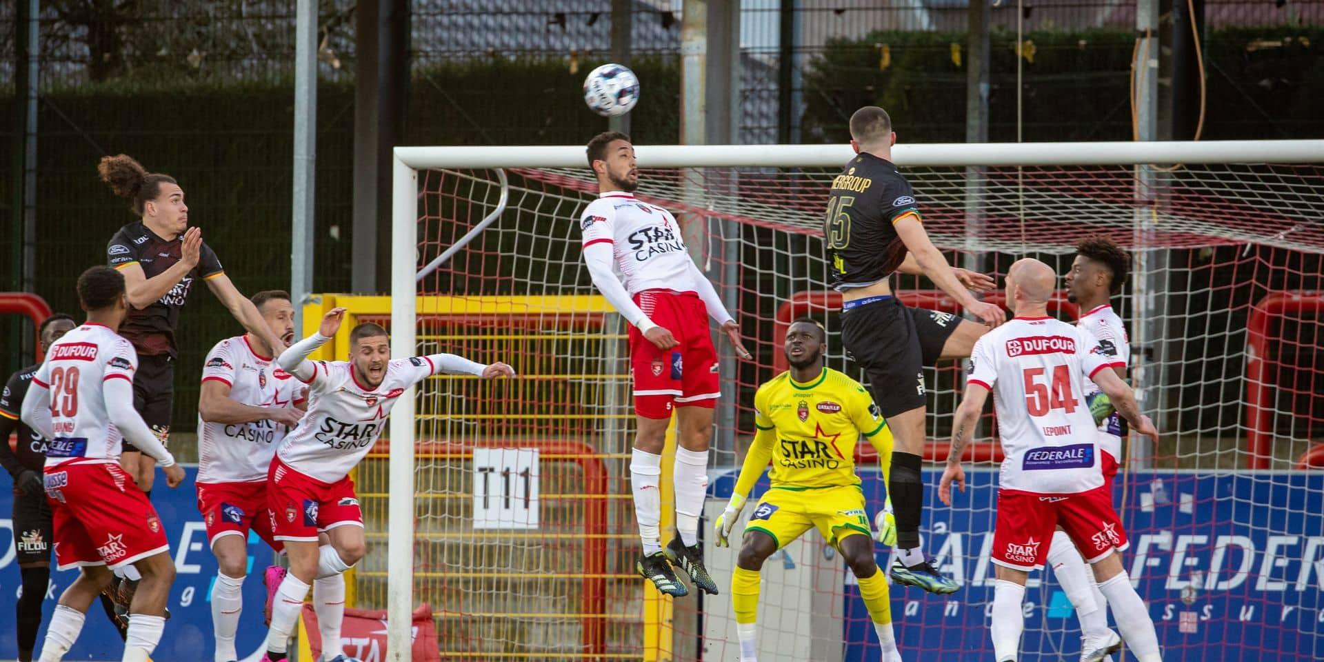 Voici pourquoi Koffi a connu un match compliqué face à Ostende