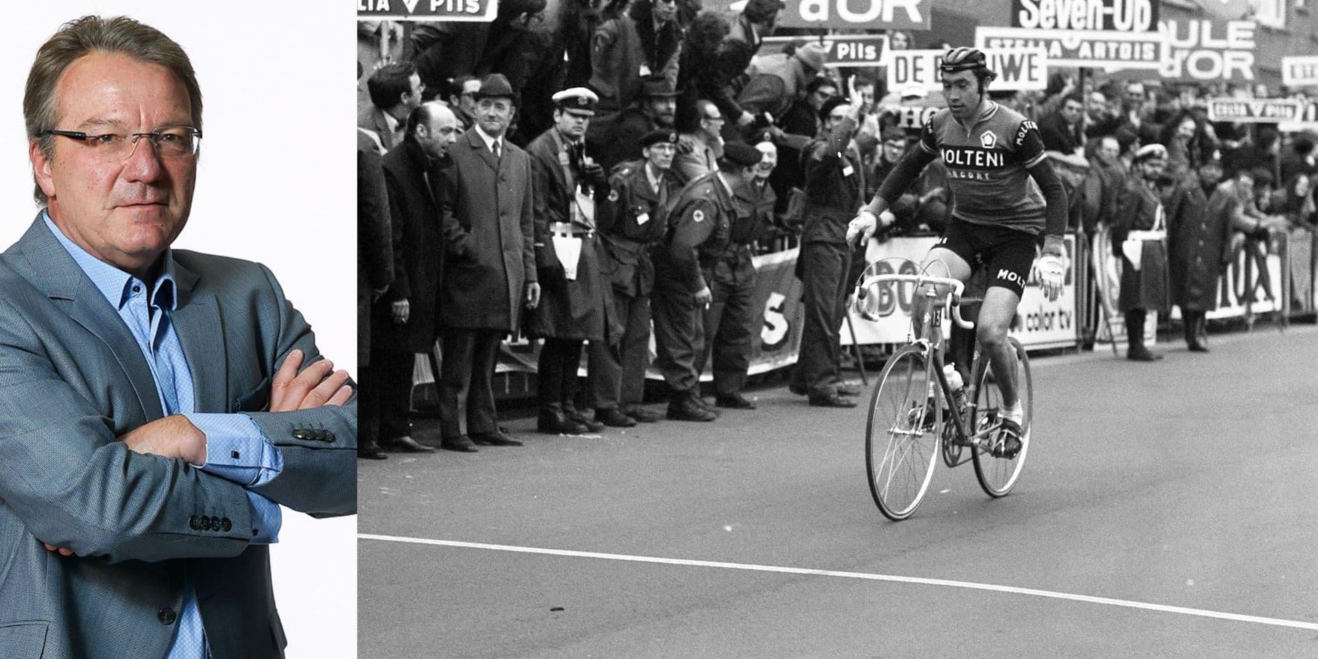 La chronique de Jean-Marc Ghéraille : Eddy Merckx et la culture de la gagne