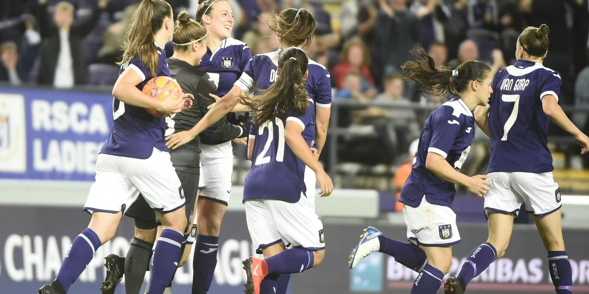 Vers un élargissement du championnat de Belgique de football féminin ?