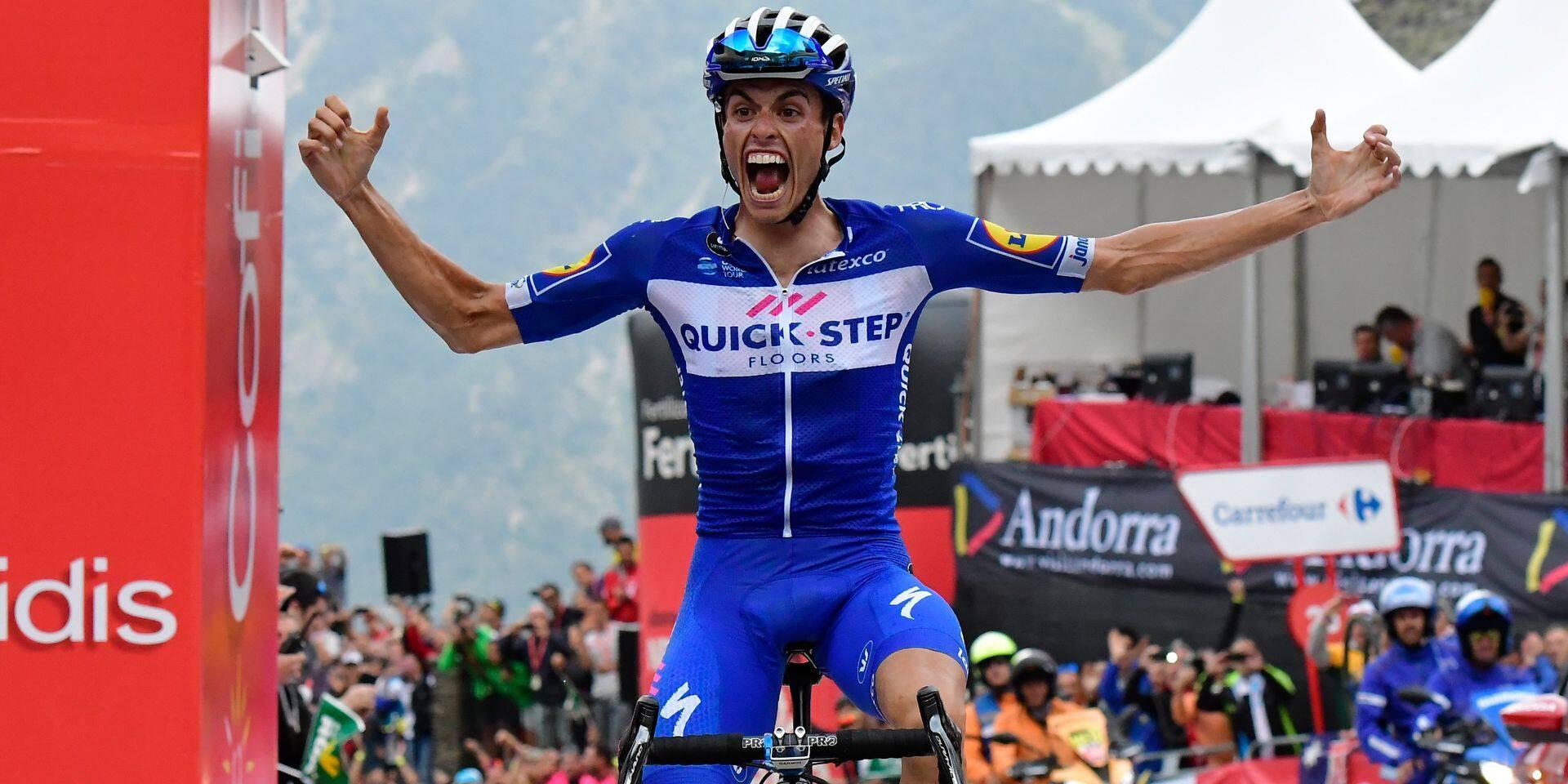 Tour du Guangxi : Coup double pour Enric Mas dans la 4e étape