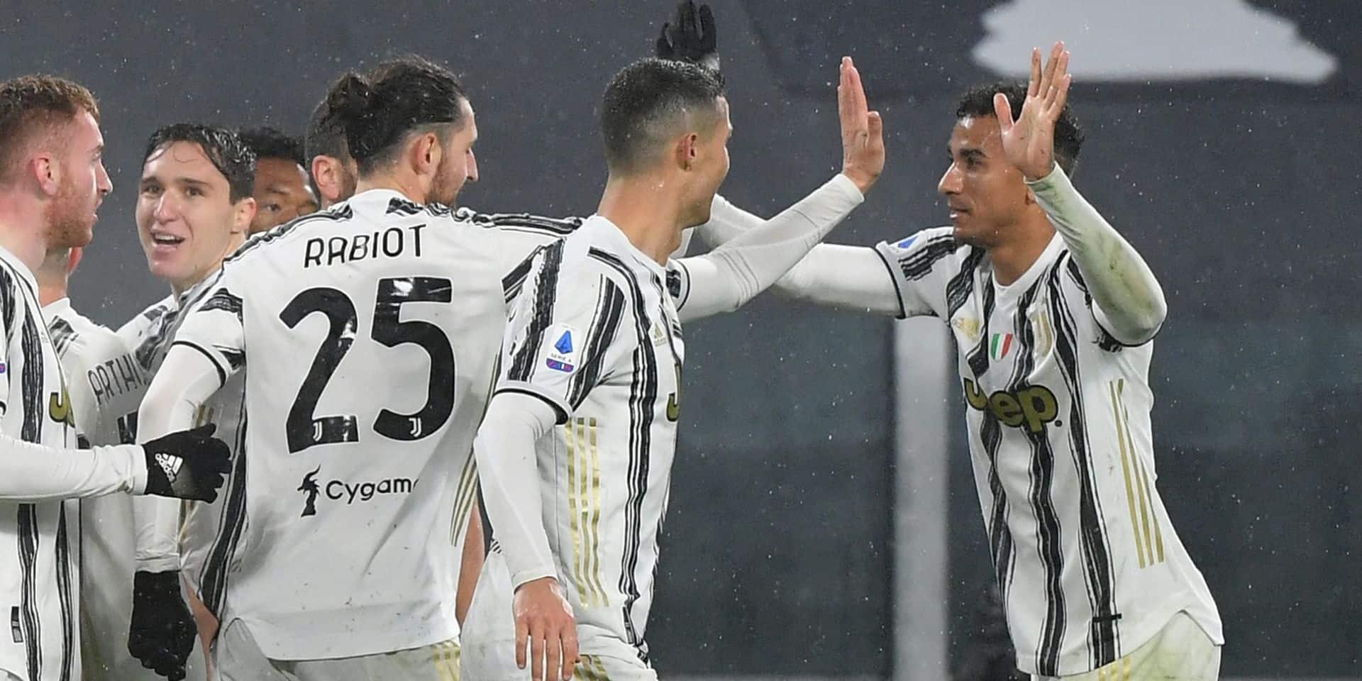 Juventus: défense à la brésilienne