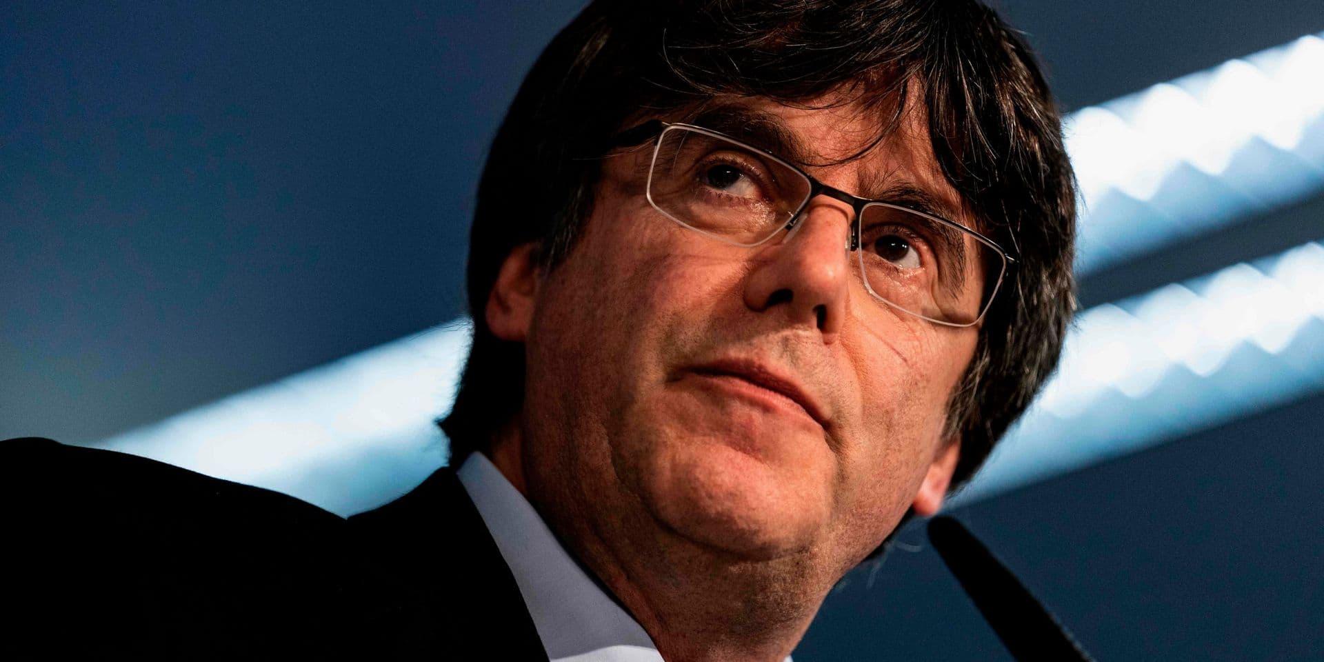 L'ancien dirigeant catalan Carles Puigdemont arrêté en Sardaigne, le risque d'une nouvelle crise entre Madrid et Barcelone plane