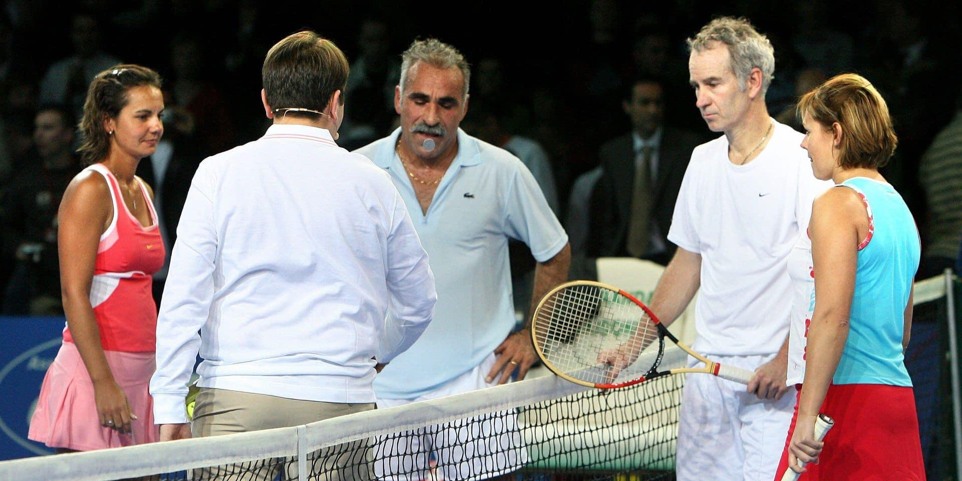 """Mansour Bahrami jette un regard sur l'année 2020 et déclare sa flamme à Federer: """"Sans Nadal et Djokovic, Roger aurait 35 Grands Chelems"""""""
