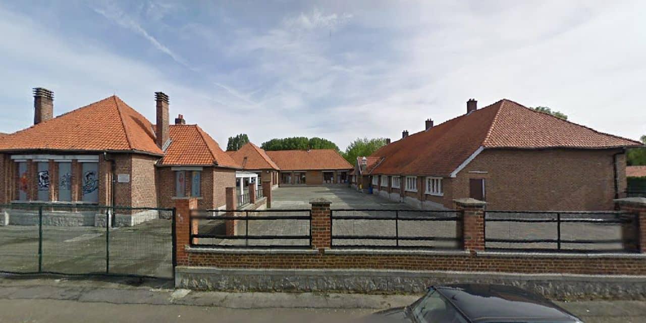 Hensies: l'école communale fermée pendant une semaine