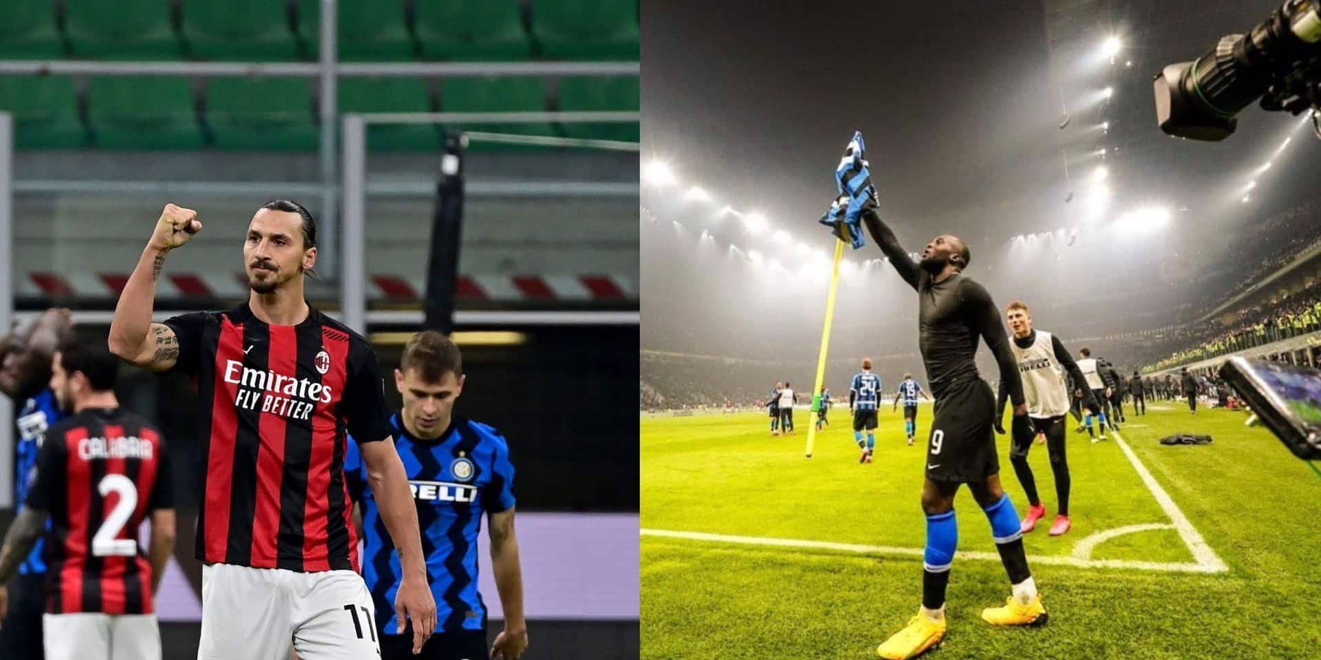 "Zlatan Ibrahimovic répond à Romelu Lukaku: ""Milan n'a jamais eu de roi, ils ont un Dieu"""