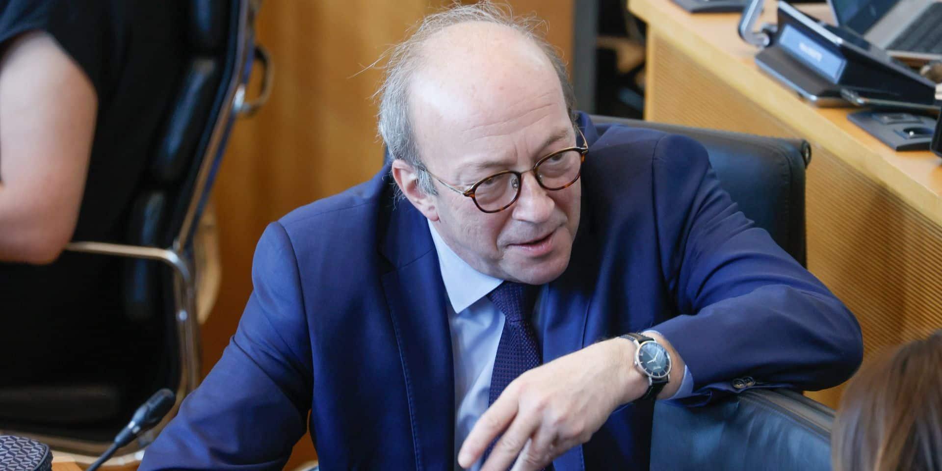 Fin des moteurs thermiques à Bruxelles : Le MR wallon appelle lui à la concertation