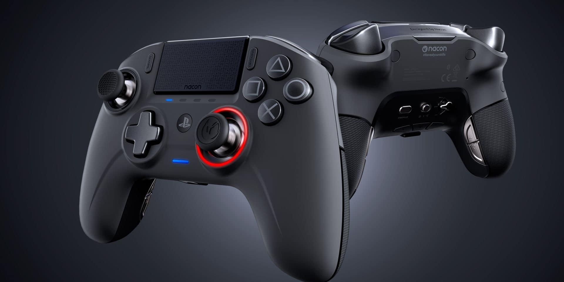La manette PS4 ultime ? (TEST)