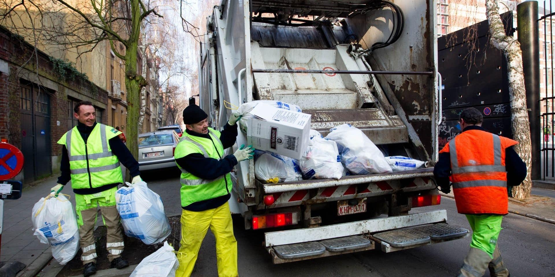 Le prix du sac poubelle et la taxe sur les déchets à la hausse à Tubize