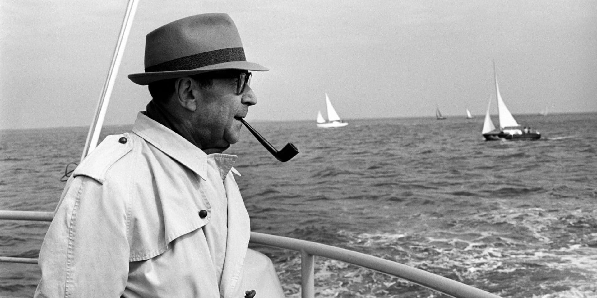 """Un Jules Maigret à Liège: """"Simenon l'avait avertit qu'il donnait son nom à un personnage"""""""