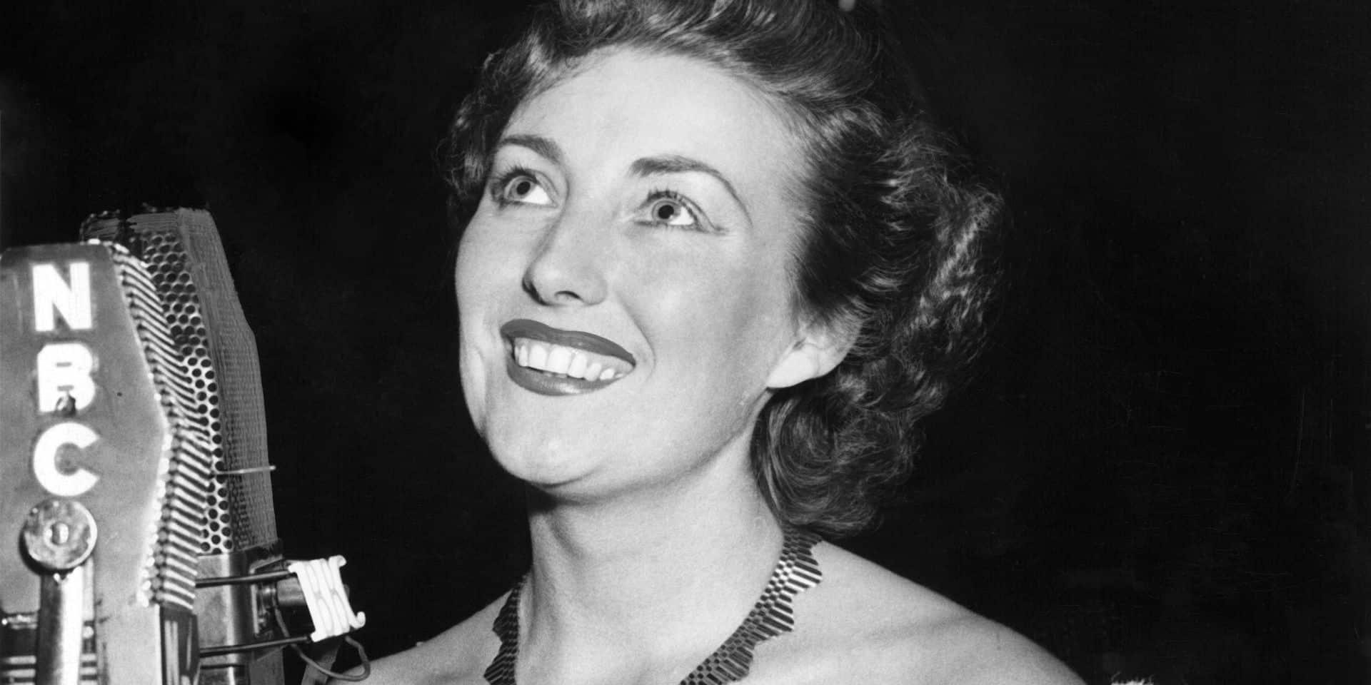 La chanteuse Vera Lynn, devenue célèbre pendant la Seconde Guerre mondiale, est décédée à l'âge de 103 ans