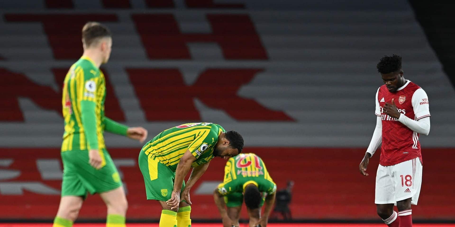 West Bromwich relégué en Championship après une saison en Premier League