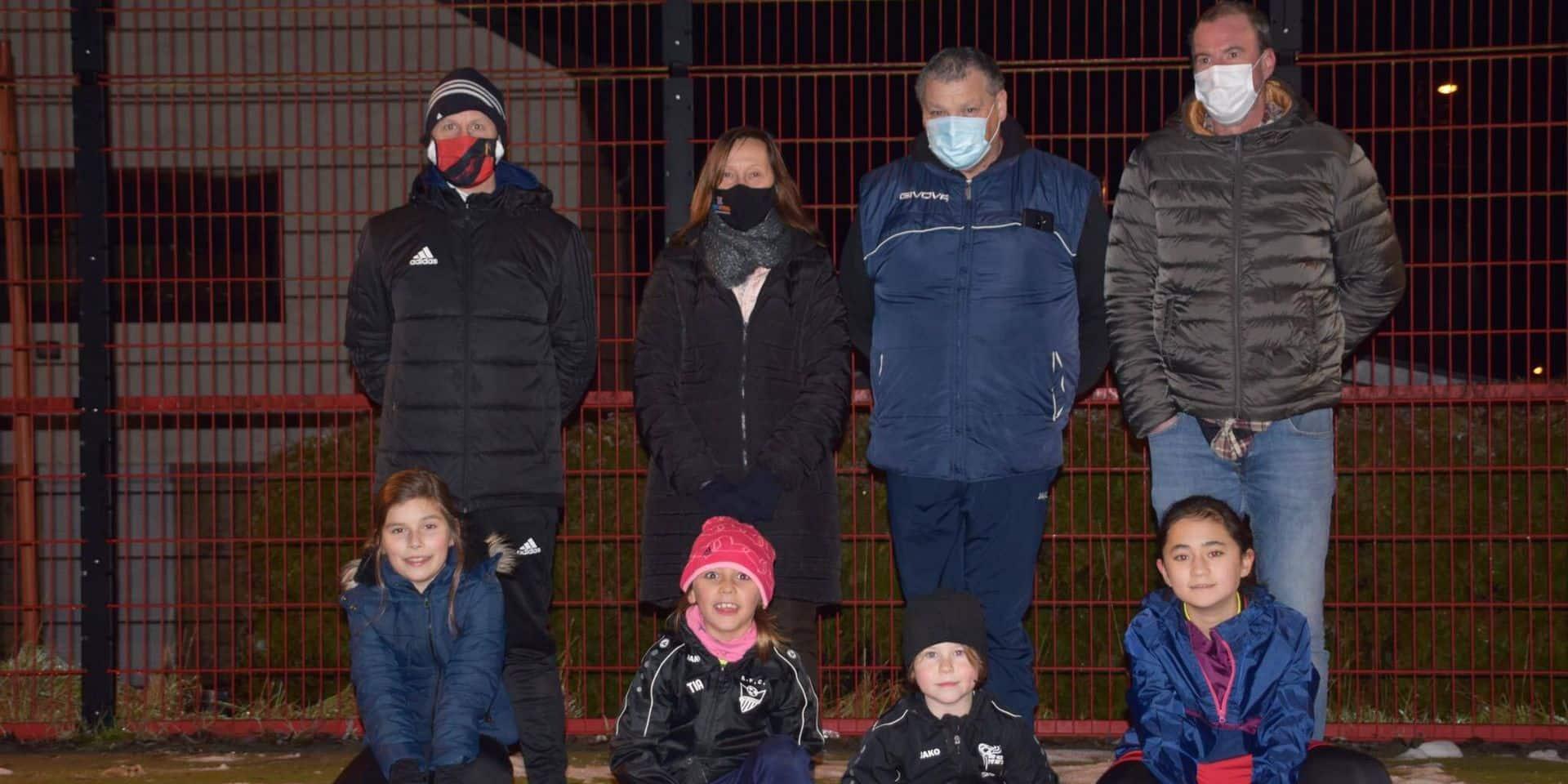 Foot4Girls: Le succès du foot entre filles dans la province de Luxembourg