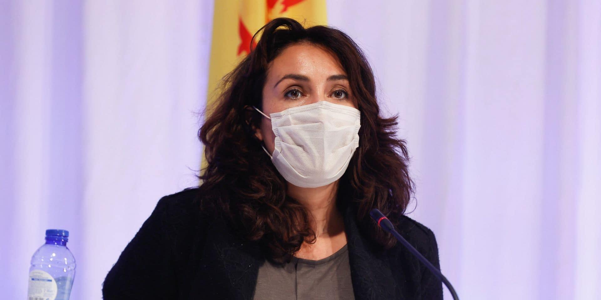 """Christie Morreale: """"La vaccination représentera un défi logistique incroyable"""""""
