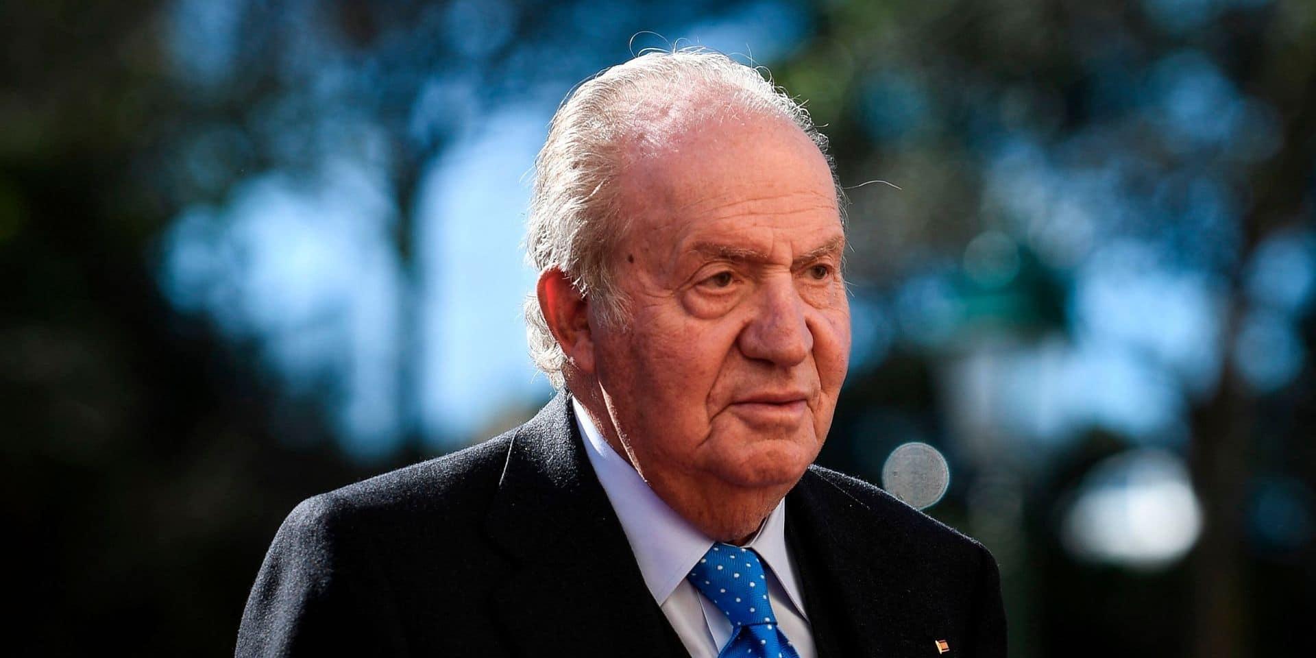 """L'exil de Juan Carlos aux Emirats attise les critiques en Espagne : """"La pire destination possible, il aggrave la crise"""""""