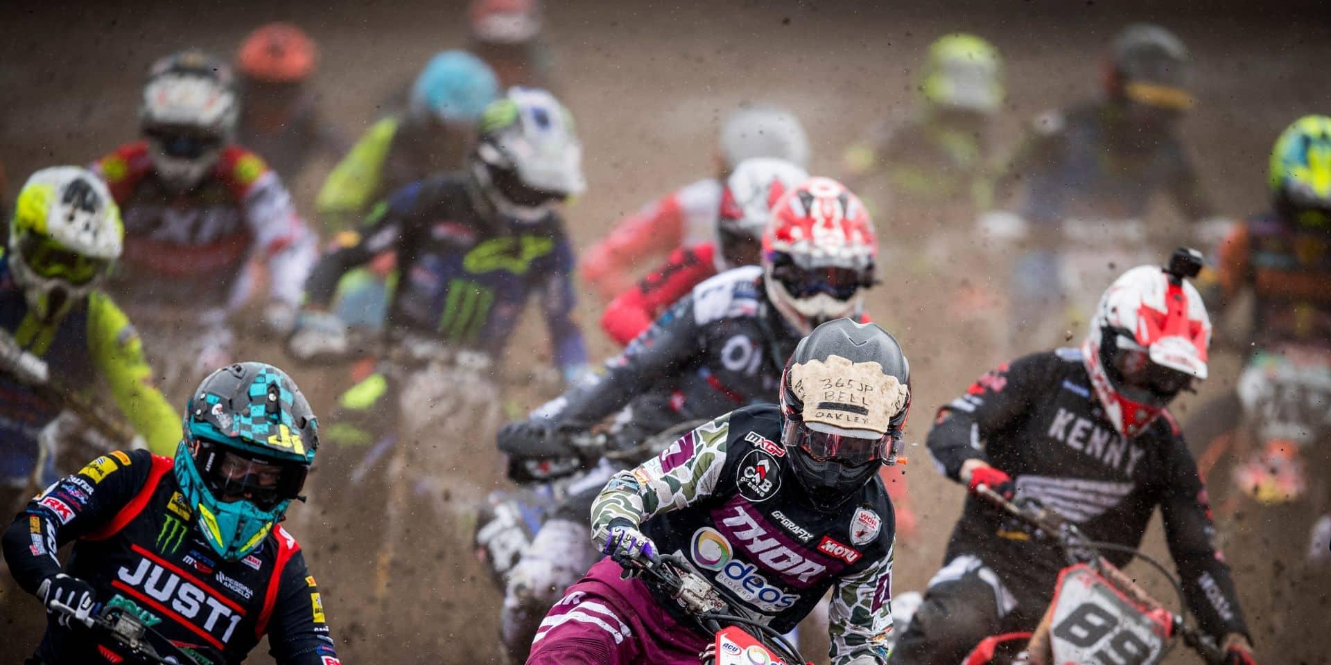 Le GP d'Argentine de motocross reporté