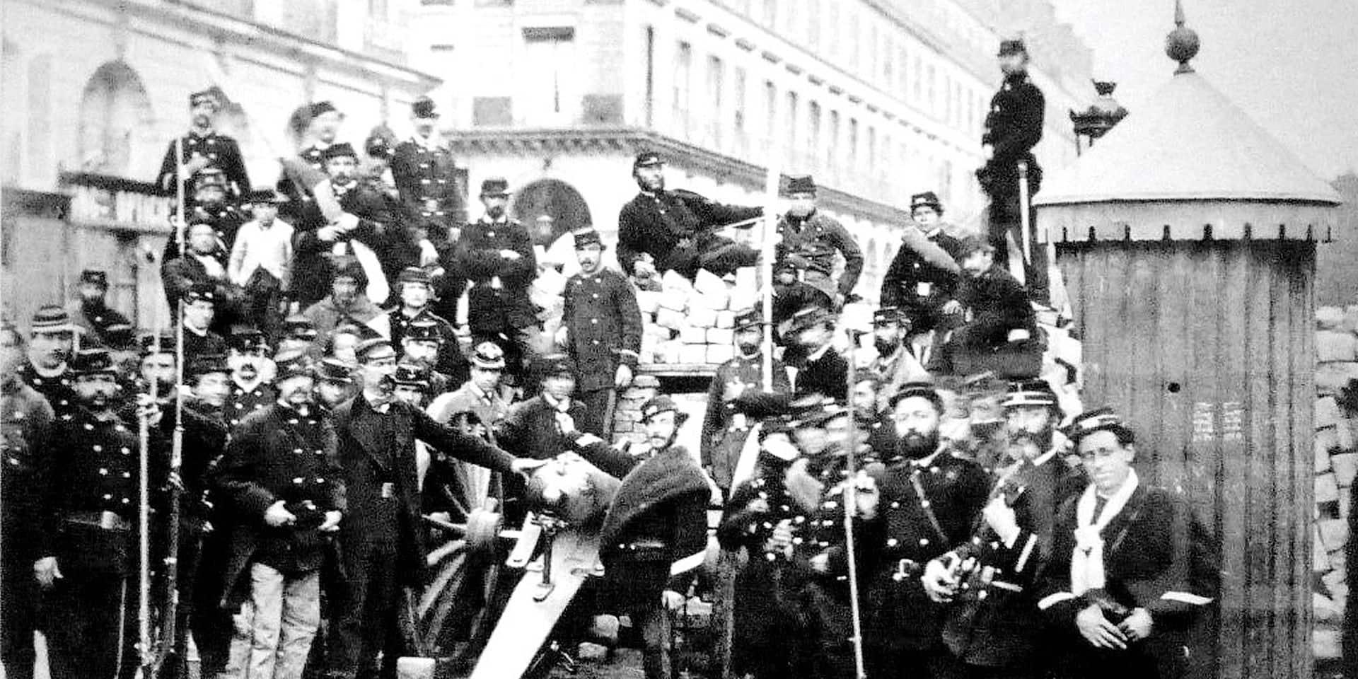 Il y a 150 ans : Paris entrait en guerre contre… la France