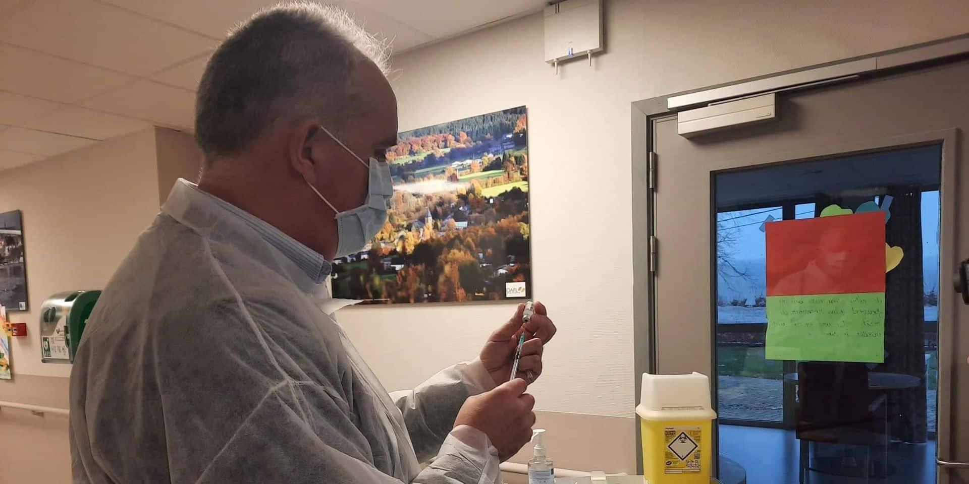 Bouillon : un centre de vaccination y sera installé