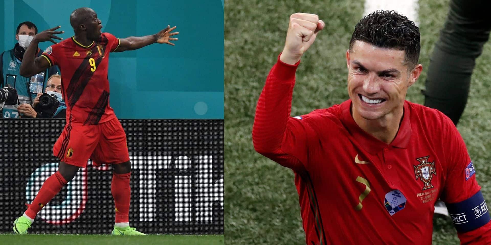 Belgique-Portugal: duel entre un monstre et une légende