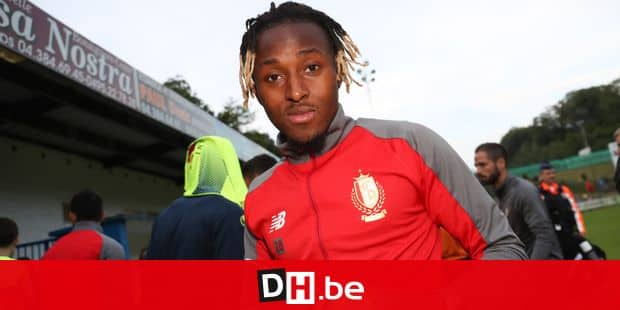 Standard's Samuel Bastien pictured after a friendly game, the first of the new season 2018-2019 for Standard de Liege, against FRCB Sprimont, in Sprimont, Saturday 23 June 2018. BELGA PHOTO VIRGINIE LEFOUR