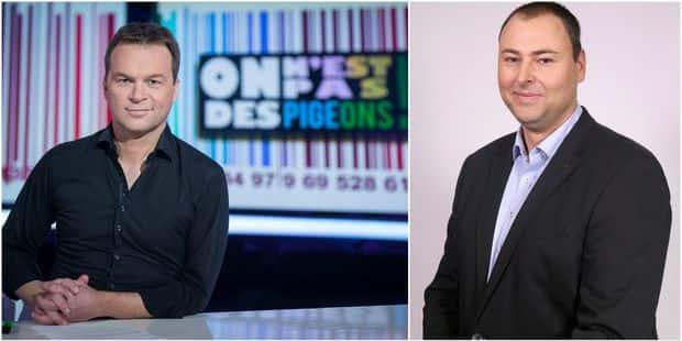 """Sébastien Nollevaux quitte """"On n'est pas des pigeons"""", c'est Benjamin Maréchal qui reprendra la présentation! - La DH"""