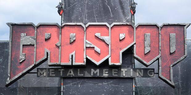 Le Graspop est monté en puissance ce vendredi avec Iron Maiden (PHOTOS+VIDEOS) - La DH