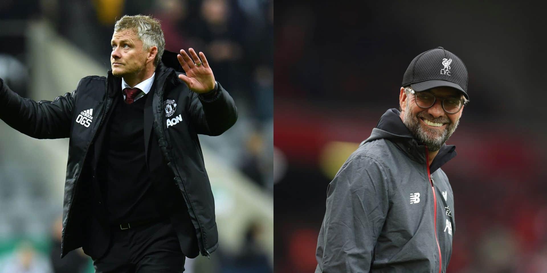 Manchester United et Liverpool, destins croisés