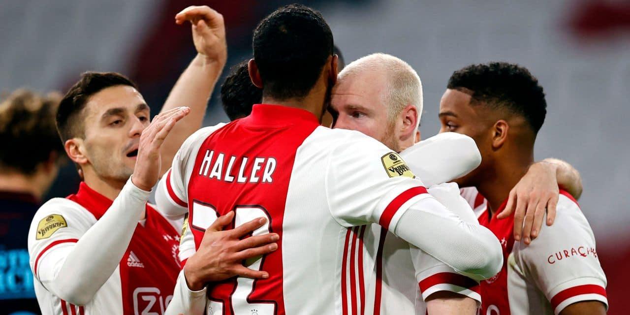 La bourde de l'Ajax qui va (probablement) empêcher Sébastien Haller de disputer l'Europa League - dh.be
