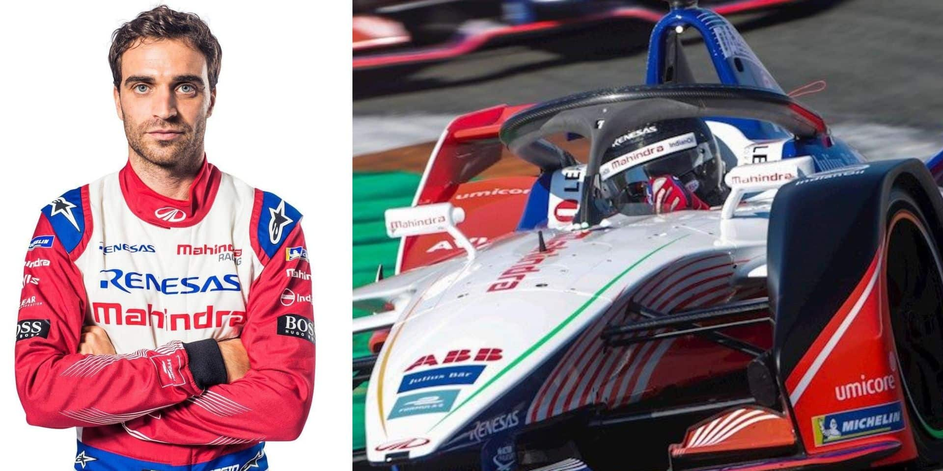 "D'Ambrosio entame sa cinquième saison en Formula E: ""La principale alternative à la F1"""