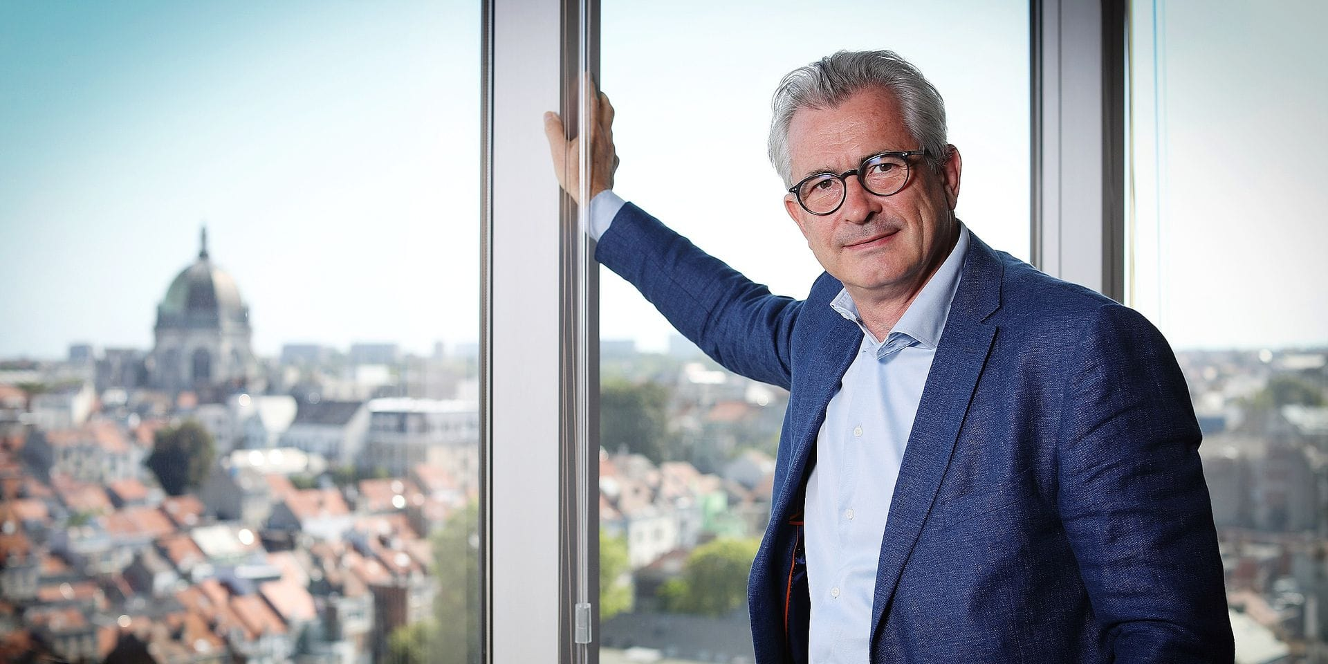 """Bernard Clerfayt, ministre de l'Emploi : """"Les Bruxellois doivent récupérer les emplois de la capitale"""""""