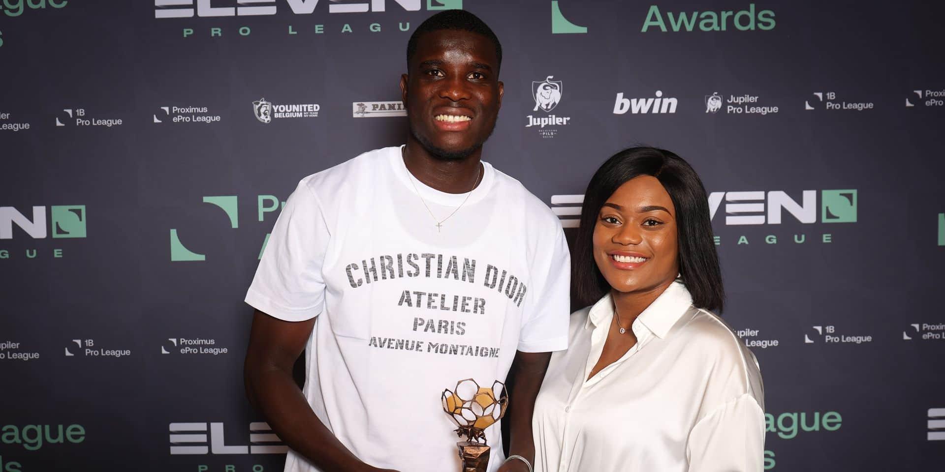 """Onuachu élu Footballeur Pro de l'année: """"J'ai vraiment tout donné"""""""