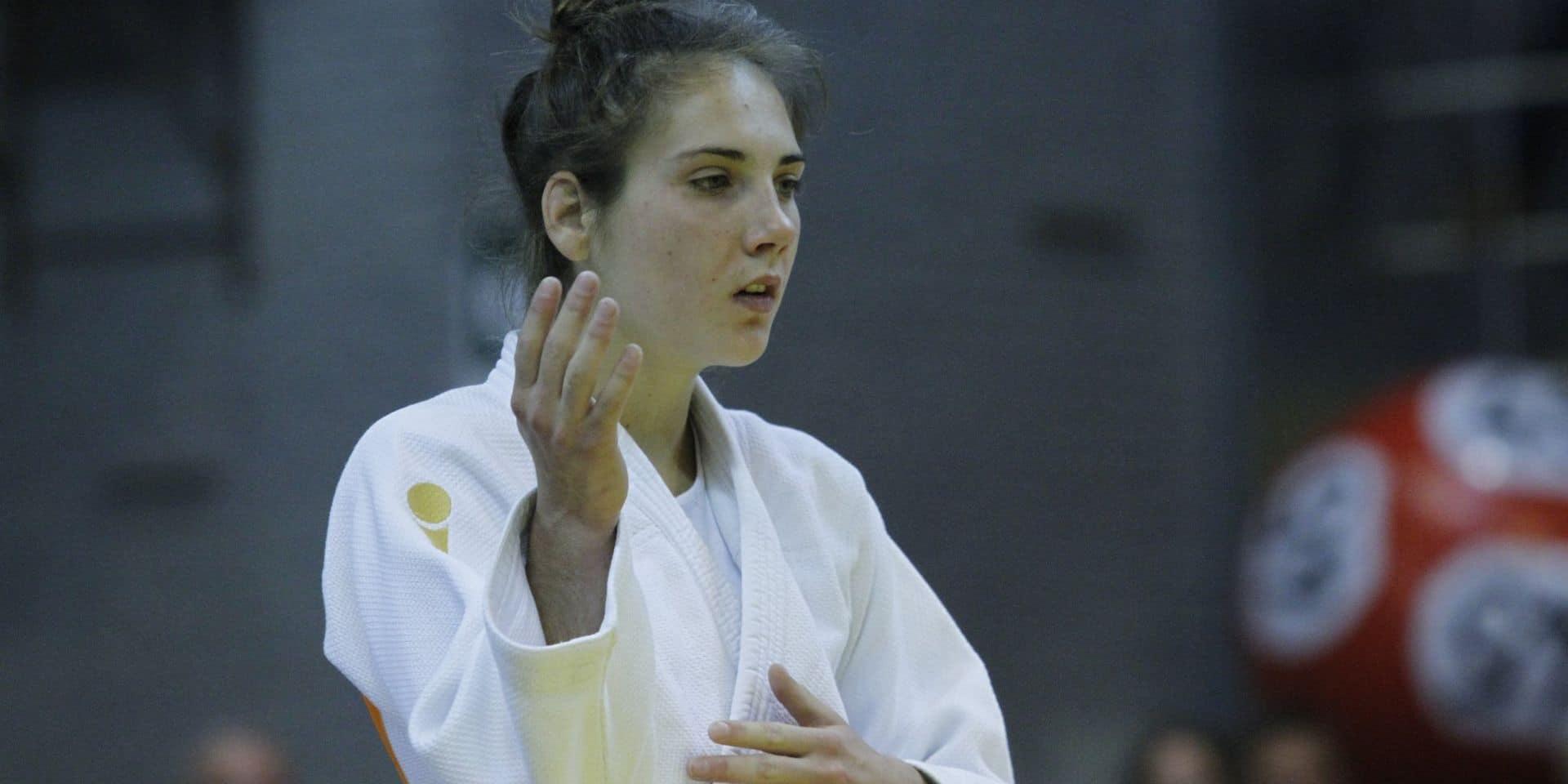 Judo : La superbe journée d'Amber Ryheul à Budapest