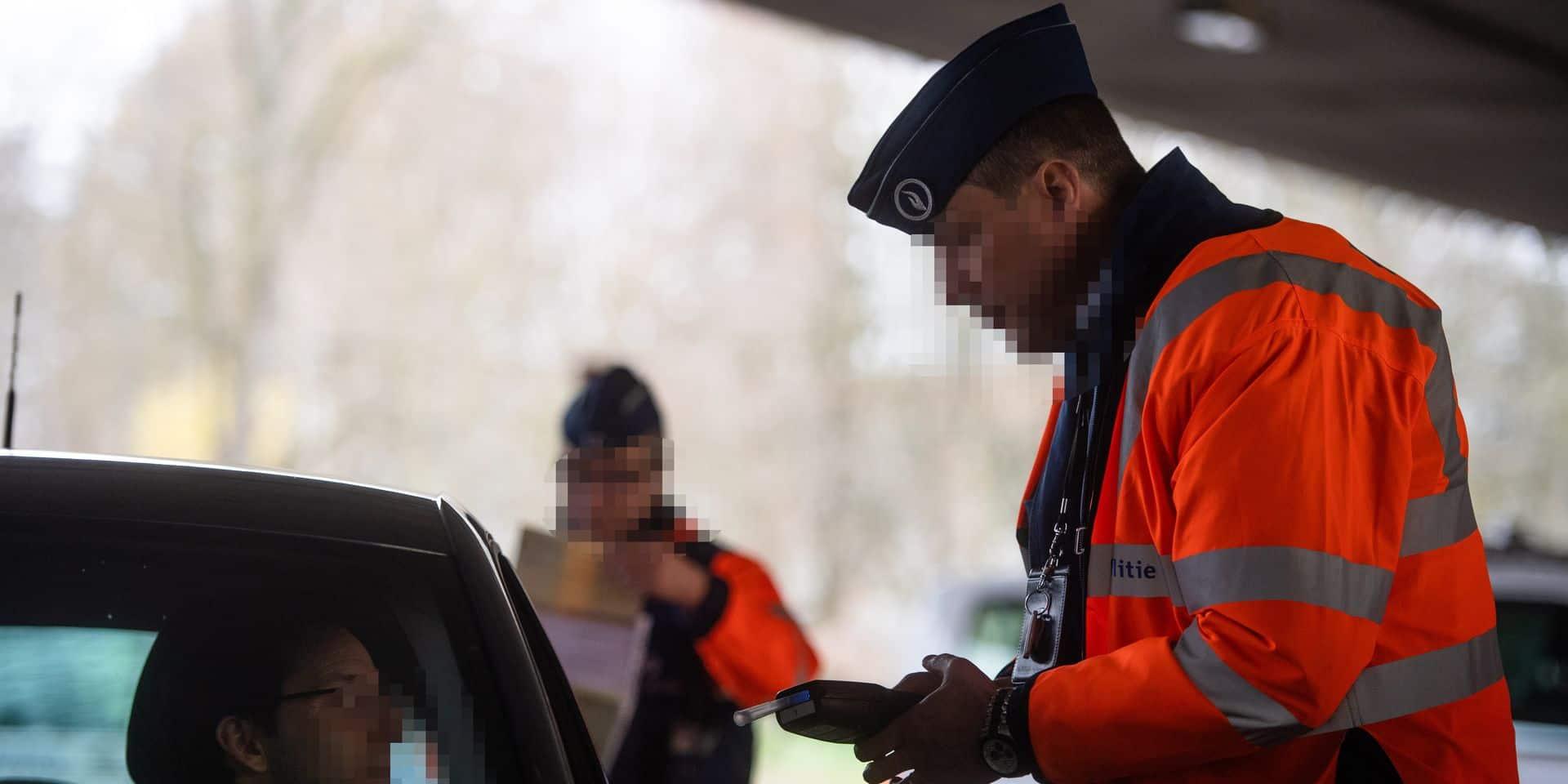 Zone de police Bruxelles Capitale-Ixelles : Plus de 200 conducteurs contrôlés positifs à l'alcool entre avril et juin