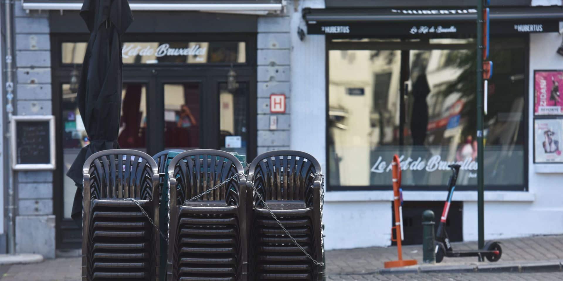 """L'Horeca wallon et bruxellois lance le """"Stop Challenge"""" pour appeler à la réouverture: """"Nous payons la facture de cette stratégie gouvernementale"""""""